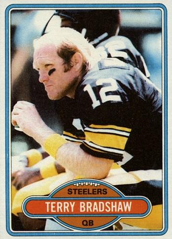 1980 Topps Terry Bradshaw