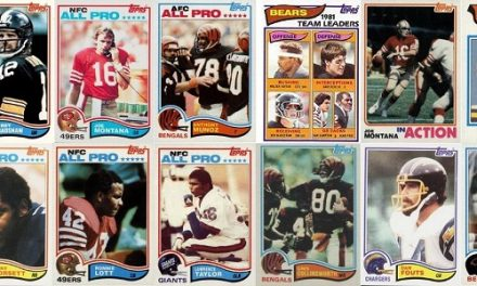 1982 Topps Football Cards – 12 Most Valuable