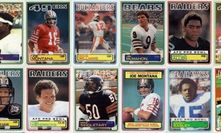 1983 Topps Football Cards – 12 Most Valuable