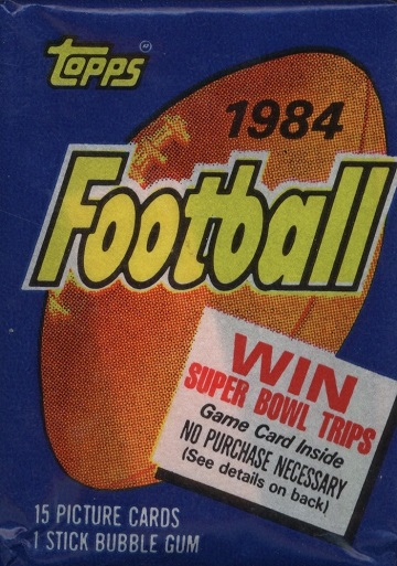 1984-Topps-football-cards-unopened-wax-pack