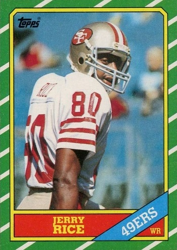 10+ FREE SHIP - You Pick 1986 Topps Football Cards 301-396 +Rookies A0353