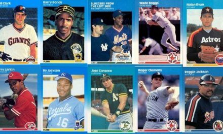 1987 Fleer Baseball Cards – 10 Most Valuable
