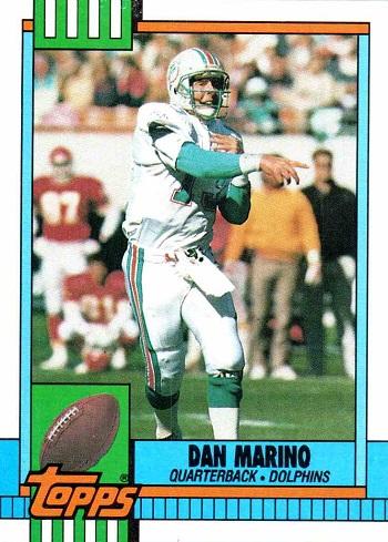 1990 Topps Dan Marino