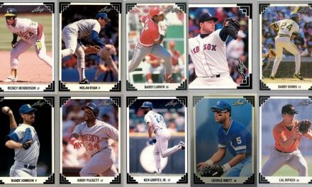 1991 Leaf Baseball Cards – 10 Most Valuable