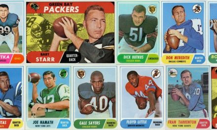 1968 Topps Football Cards – 12 Most Valuable