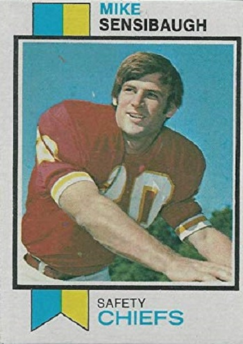 1973 Topps Mike  Sensibaugh