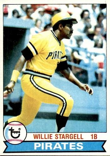1979 Topps Willie Stargell