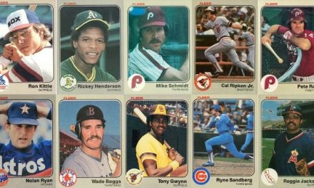 1983 Fleer Baseball Cards – 10 Most Valuable