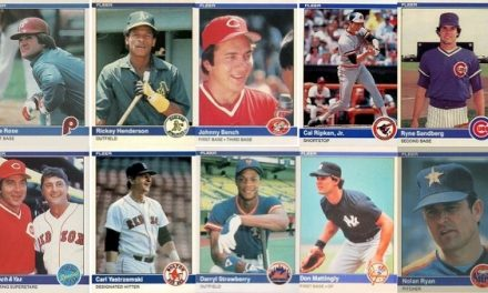 1984 Fleer Baseball Cards – 10 Most Valuable