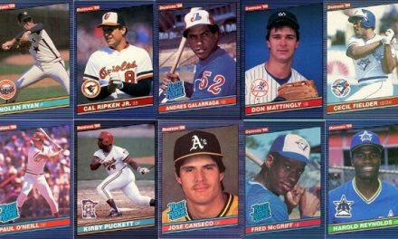 1986 Donruss Baseball Cards – 10 Most Valuable