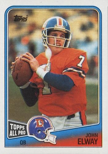 1988 Topps John Elway