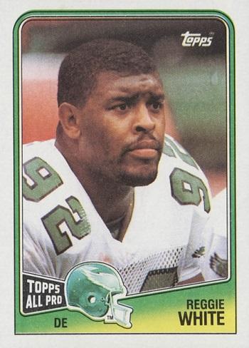 1988 Topps Reggie White