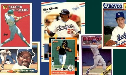 The 1988 World Series in Baseball Cards — One Per Game!