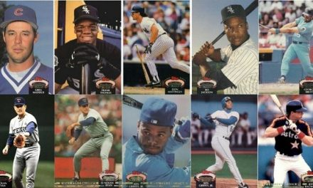 1992 Stadium Club Baseball Cards – 10 Most Valuable