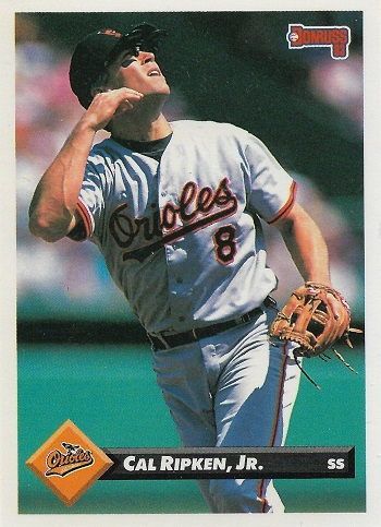 1993 Donruss Cal Ripken Jr