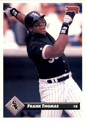1993 Donruss Frank Thomas