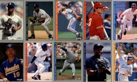 1993 Fleer Baseball Cards – 10 Most Valuable