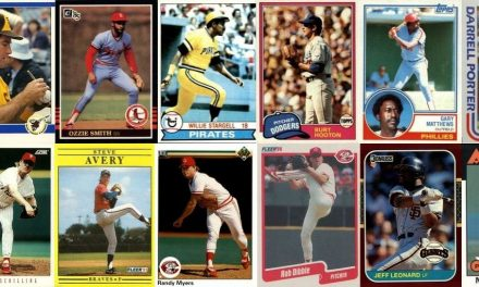 NLCS MVP Winners – Best Baseball Cards from 1977 through 1993