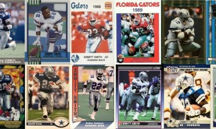 15 Early Emmitt Smith Football Cards Every Serious Collector Needs to Own