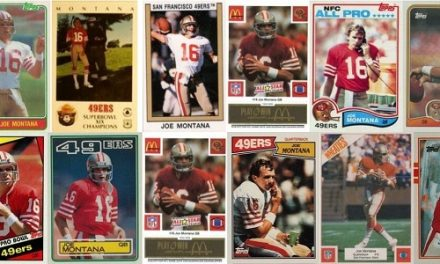 20 Joe Montana Football Cards from the 1980s Every Collector Needs to Own