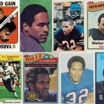 15 Vintage O.J. Simpson Football Cards You Have to See to Believe!