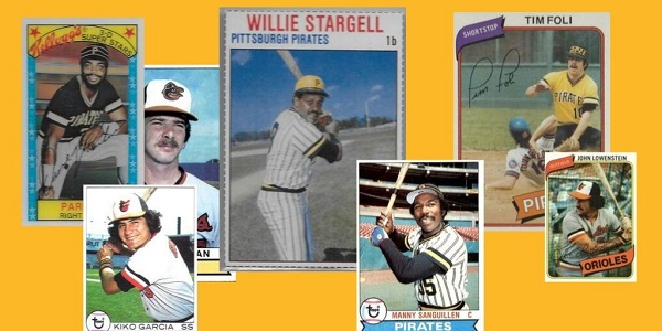1979 World Series in Baseball Cards … One Per Game!