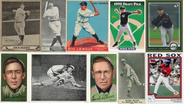 World Series Winners by Year … and by Baseball Cards!