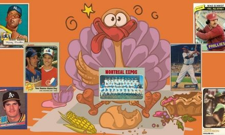 101 Reasons to Be Thankful for Baseball Cards