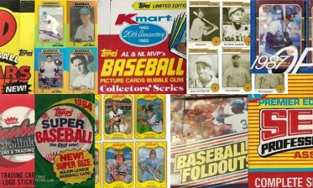10 Christmas Gifts Any 1980s Baseball Card Collector Will Love