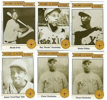 1988 Negro League Stars