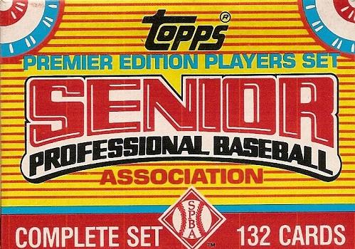 1989 Topps Senior League