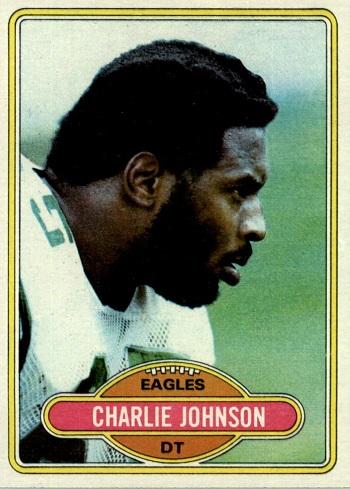 1980 Topps Charlie Johnson
