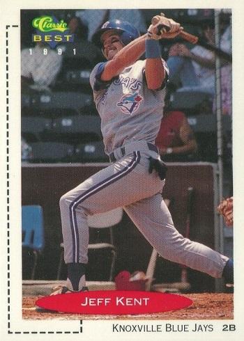 1991 Classic Best Jeff Kent