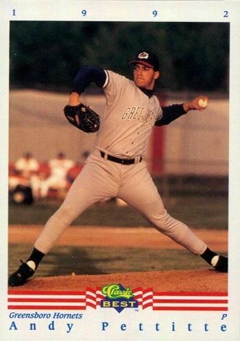 1992 Classic Best Andy Pettitte