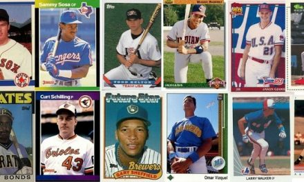 A Rookie Card Tour of the 2020 Baseball Hall of Fame Candidates