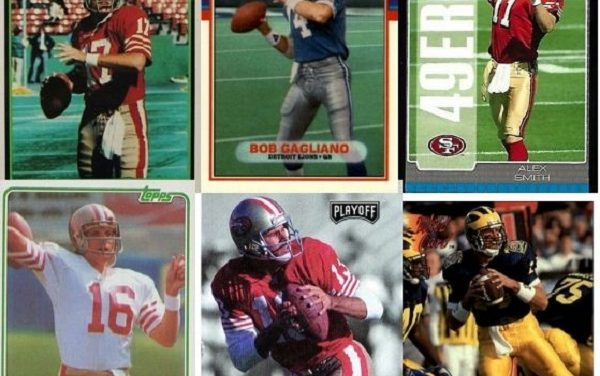 Super Bowl Pipeline? 6 Quarterbacks Who Took Snaps for the 49ers AND Chiefs … and Their Rookie Cards!