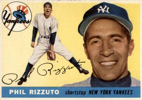 1955 Topps Phil Rizzuto