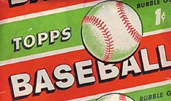 1955 Topps Baseball Cards Wax Pack