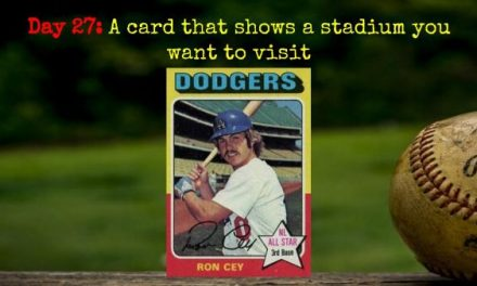 1975 Topps Ron Cey –  – 2020 Spring Training Challenge Day 27