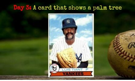 1979 Burger King Luis Tiant – 2020 Spring Training Challenge Day 3