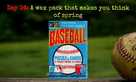 1983 Donruss Wax Pack – 2020 Spring Training Challenge Day 14
