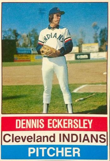 1976 Hostess Dennis Eckersley