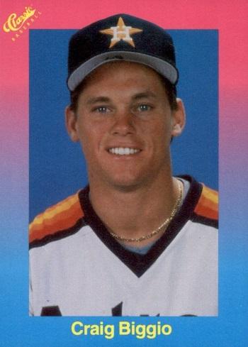 1989 Classic Craig Biggio