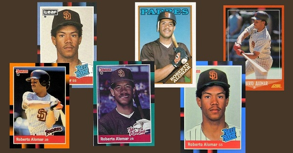 Deep 6: The Skinny on Roberto Alomar Rookie Cards