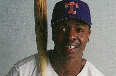 1993 Decker Texas Rangers — One Last Cardboard Hurrah for Butch Davis