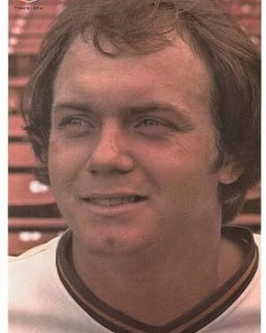 1976 A & P Brewers Charlie Moore Saw the Future