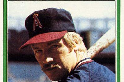 Behold! The Historic 1981 Topps Dave Skaggs Baseball Card
