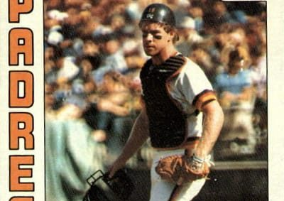 1984 Topps Doug Gwosdz a Brush with Greatness