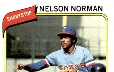 Nelson Norman's MLB Journey Didn't End with 1981 Donruss