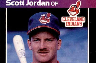 The Singular Baseball Story of Scott Jordan and his 1989 Donruss Card